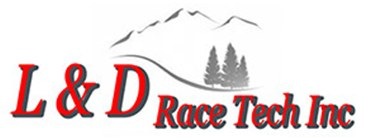 L and D Race Tech Inc. Logo.